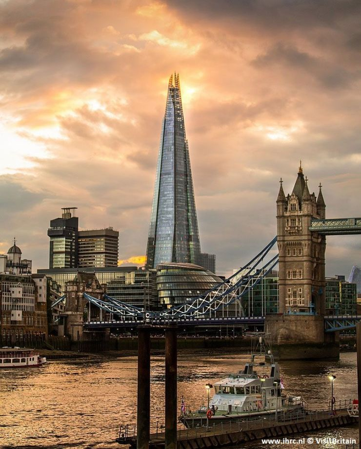 river Thames view of the Shard © VisitBritain.jpg